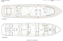 photo of Amer Yachts 94 Layout Drawings 1