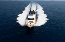 photo of Amer Yachts 94 Overhead Yacht Running