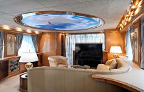photo of Amer Yachts 100 beautiful living room