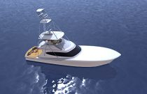 photo of Hatteras Yachts GT65 Overhead