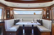 photo of Hatteras M90 Panacera Seating
