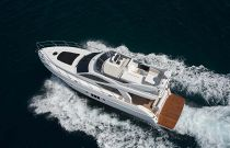 photo of Dyna Yachts 52