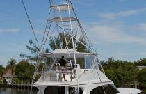 photo of Hatteras GT59 Tower