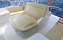photo of Hatteras GT59 comfortable seats
