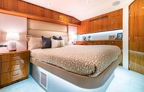photo of Hatteras GT59 Master Suite