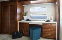 photo of Hatteras M90 Panacera Desk