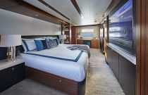 photo of Hatteras M90 Panacera Master Suite
