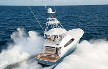 photo of Hatteras GT59 Running