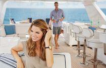 photo of Hatteras 100 Motor Yacht Enjoyment