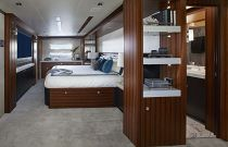 photo of Hatteras M90 Panacera Master Stateroom